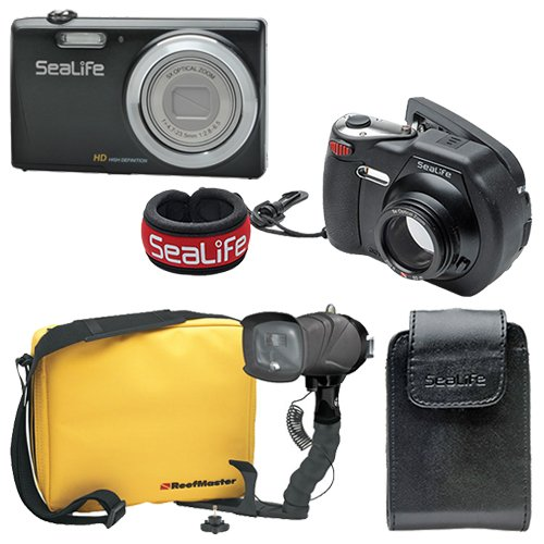 Underwater Digital Camera with Flash,scuba camera,